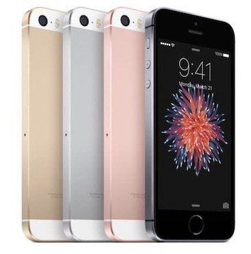 iPhone SE 64GB für 224,91€ (statt 403€)   B Ware!