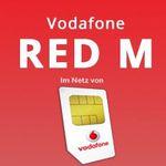 Vodafone Red M Allnet Flat mit 4GB LTE für 21€ mtl.