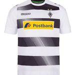 Kappa Borussia Mönchengladbach Herren Heim Trikot für 11,72€ (statt 24€) – nur 2XL und 4XL!