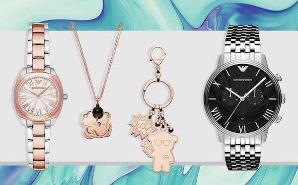 Emporio Armani Uhren Sale bei vente privee   z.B. Emporio Armani AR1706 Business Herrenuhr für 169,90€ (statt 194€)