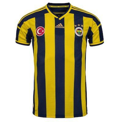 adidas Fenerbahce Istanbul Trikot für 11,72€