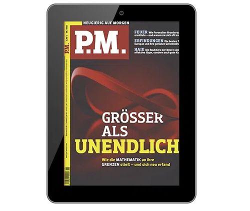 P.M. Magazin – E-Paper Jahresabo für 35,04€ + Prämie: 30€ BestChoice Gutschein
