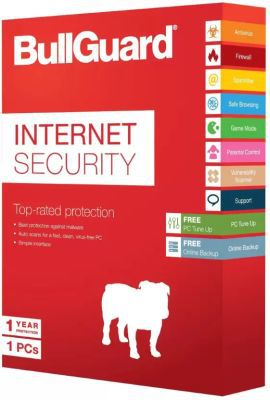 Limitiert! BullGuard Internet Security gratis