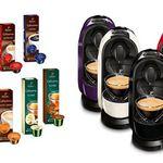 Cafissimo Pure Kapselmaschine + 80 Kapseln + Kapselhalter für 39€
