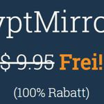 CrococryptMirror Pro (Lifetime-Lizenz, Windows) kostenlos