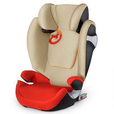 Cybex Gold Solution Kindersitz M Fix für 139,99€ (statt 155€)   Stiftung Warentest Gut (1,8)