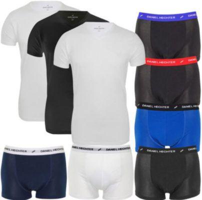 Daniel Hechter   4er Pack Boxershorts oder T Shirts für 17,99€