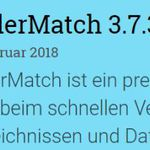 FolderMatch 3.7.3 (Vollversion, Windows) gratis