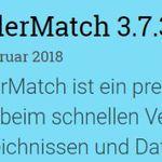 FolderMatch 3.7.3 (Vollversion, Windows) gratis