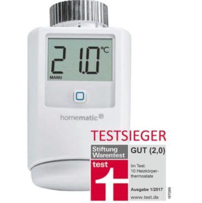 Homematic HMIP eTRV 2 IP Heizkörperthermostat für 39,95€ (statt 48€)