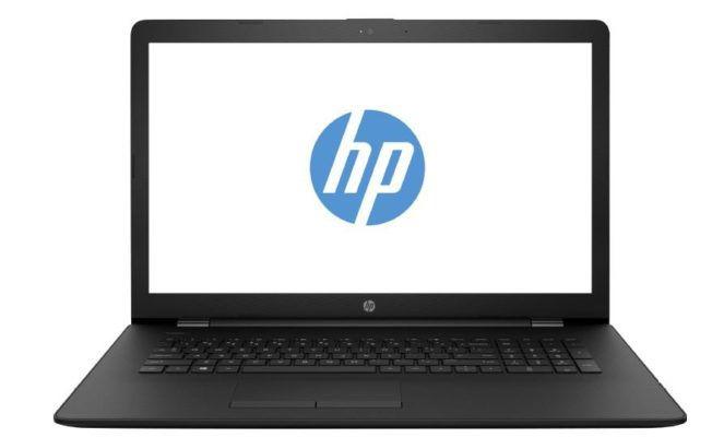 HP 17 bs531ng   17,3 Notebook mit 12 GB RAM + 256 GB SSD u. i3 Core für 499€