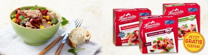 Hawesta Thunfisch gratis testen dank Geld zurück Garantie