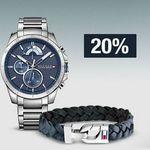 20% Rabatt auf Uhren und Schmuck der Marken Tommy Hilfiger u.v.m. – Galeria Kaufhof Mondschein Angebote