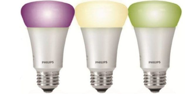 TOP! Philips hue White & Color Ambiance Starter Set: 3 x E27 + Bridge für 89€ (statt 155€)