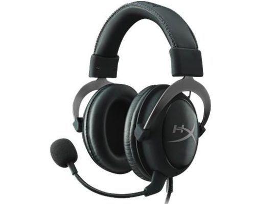 KINGSTON HyperX Cloud II Gaming Headset für 69€ (statt 90€)