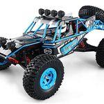 JJRC Q39 HIGHLANDER 1:12 4WD RC (bis zu 35 km/h) für 58,74€