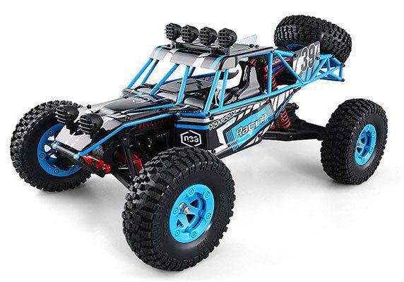 JJRC Q39 HIGHLANDER 1:12 4WD RC (bis zu 35 km/h) für 58,03€