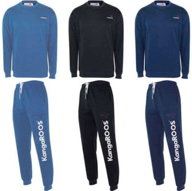 KangaRoos Sweatshirt oder Jogginghose bis 2XL für je 11,99€