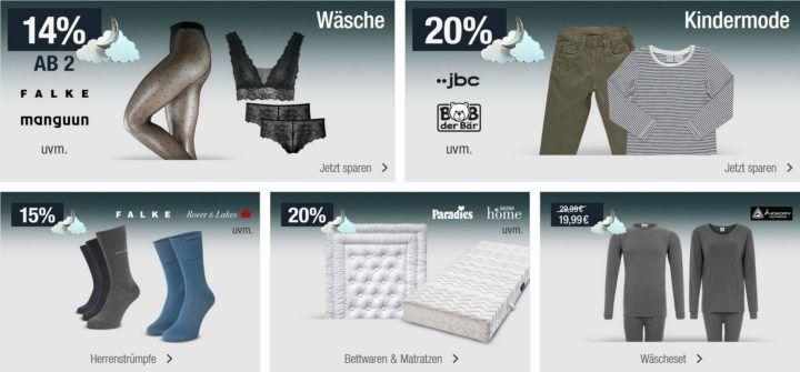 20% Rabatt auf Kindermode uvm.   Galeria Kaufhof Mondschein Angebote