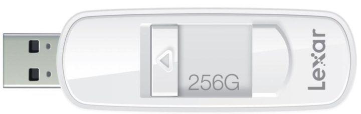 Lexar JumpDrive S75   256 GB USB 3.0 Speicherstick für je 48€