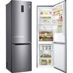 LG GBB 60 DSMFS – Kühl-Gefrier-Kombination (A+++ / 201 cm / 250 L Kühlteil / 93 L Gefrierteil / No Frost) für 669,31€ (statt 743€)
