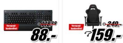 LOGITECH C922 Pro Stream Webcam für 55€ uvm. im Media Markt Dienstag Sale