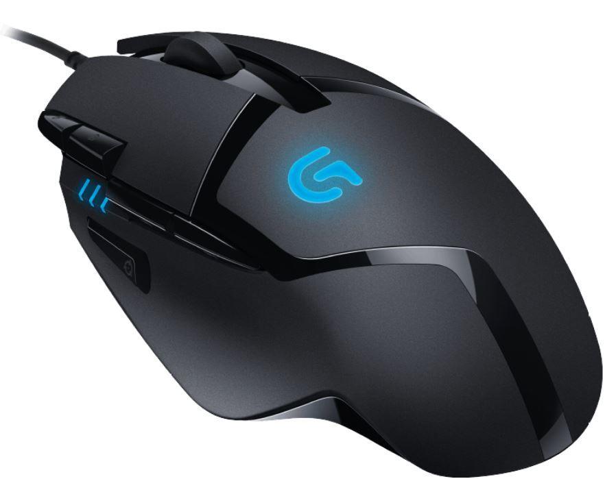 Logitech G402 – Gaming Maus für 29,99€ (statt 44€)