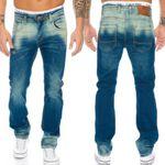 Lorenzo Loren Rock Creed Herren Jeans für je 26,90€ (statt 33€)