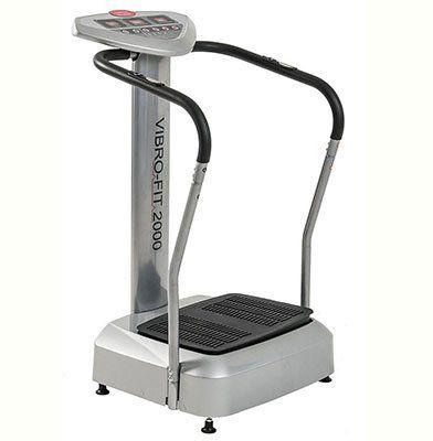 Motive Fitness by U.N.O VIBRO FIT 2000 Vibrationsplatte für 219€ (statt 258€)