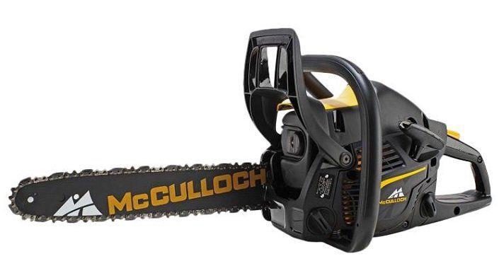 McCulloch CS 390 Benzin Kettensäge für 189,99€ (statt 250€)