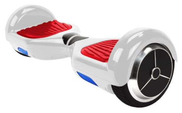 Saturn Hoverboard Nacht: MEKOTRON HB 0060K Scooter für 169€