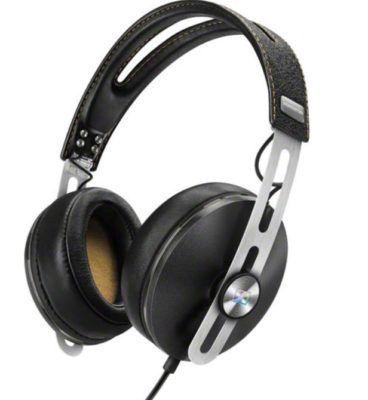 Sennheiser Momentum Over Ear   schwarzer Edel Kopfhörer für 169,99€ (statt 191€)