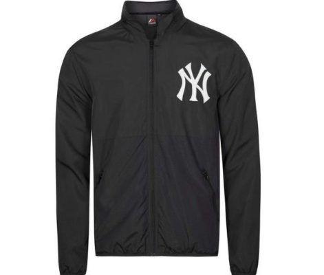 Majestic New York Yankees MLB Baseball Jacke mit Logo für 27,95€
