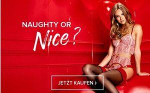 Hunkemöller: 14% Valentinsrabatt auf alles   günstige BHs, Slips, Nachtwäsche ...