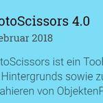 PhotoScissors 4 (Vollversion, Windows) kostenlos