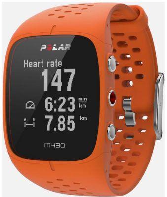 Polar M430   Sport Uhr GPS Tracker für 136,74€ (statt 194€)