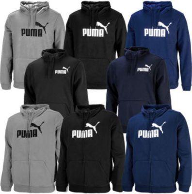 Puma FL ESS No.1 Herren Hoodies und Sweatjacken für je 28,99€