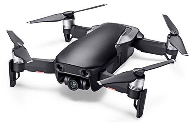DJI Mavic Air Drohne mit 4K Kamera und Panoramafunktion für 666,04€ (statt 734€)