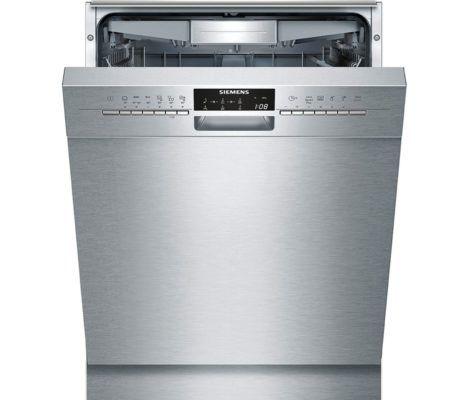 Siemens iQ500 SN46P598EU Unterbau Geschirrspüler Edelstahl, A+++ für 549€  (statt 648€)