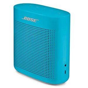 Bose SoundLink Color II Bluetooth Lautsprecher in Türkis für 77,42€ (statt 111€)