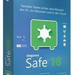 Steganos Safe 18 (Vollversion) kostenlos