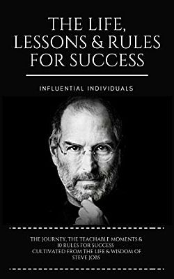 Steve Jobs: The Life, Lessons & Rules for Success (Kindle Ebook) gratis