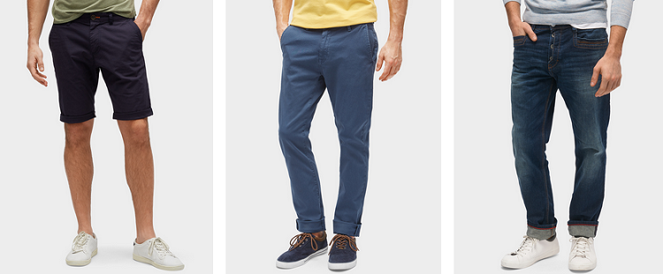 20% Extra Rabatt auf alle blauen Styles bei Tom Tailor   VSK nur 0,99€