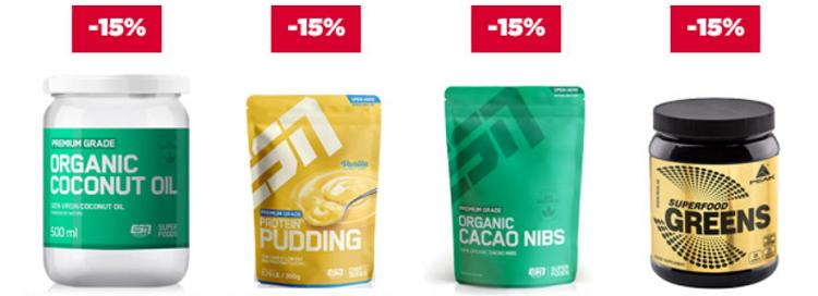 20% auf alle Proteine oder 15% auf Aminos, Creatine & Booster bei fitmart