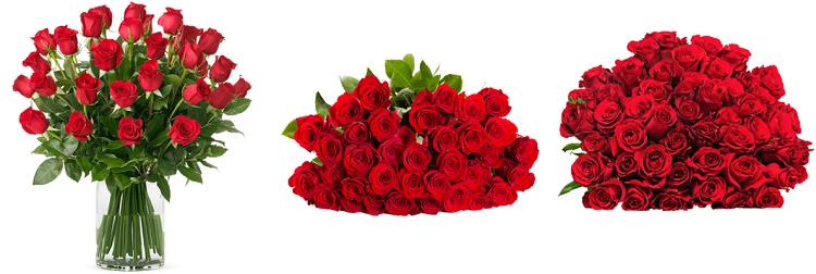 15% Rabatt auf Valentinstags Sträuße bei Blume Ideal