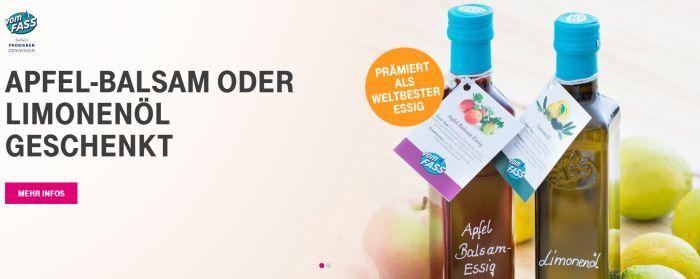 Nur für Telekom Kunden: Apfel Balsam oder Limonenöl gratis