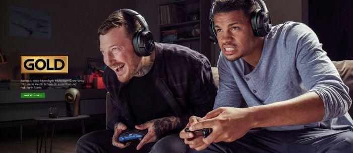 15.02   18.02: Xbox Live Gold kostenlos