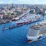 Premierenfahrt mit der AIDAnova   dem neuesten Schiff der Flotte ab November von Hamburg/Bremerhaven ab 419€ p.P