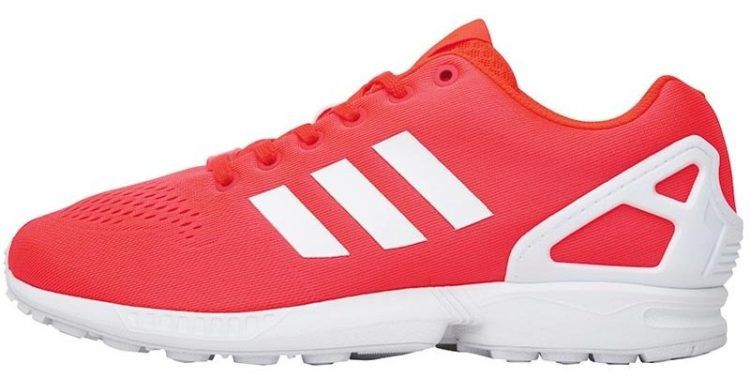 adidas Originals ZX Flux Sneaker in Orange/Rot für 31,44€