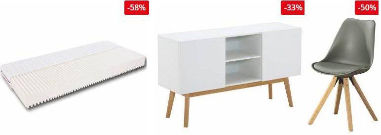 Dänisches Bettenlager: bis zu 50% Rabatt auf ausgewählte Möbel + 20% extra auf reguläre Möbel